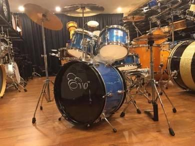 Junior Drum Set EVO -5 Pcs