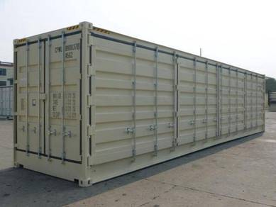 40ft Full Side Access Container