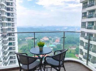Country garden / Danga Bay / New Unit / Nice Deco / 2Bed