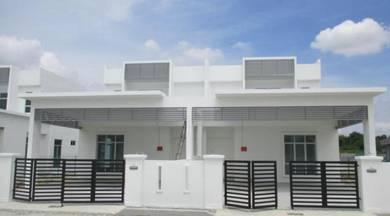 Taman lunas indah - 1 1/2 storey semi detached house