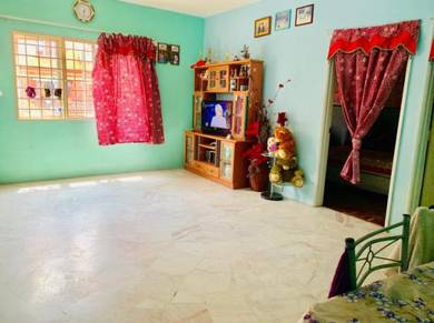 (Below Market) 1st Floor Rajawali Apartment Bandar Country Home Rawang