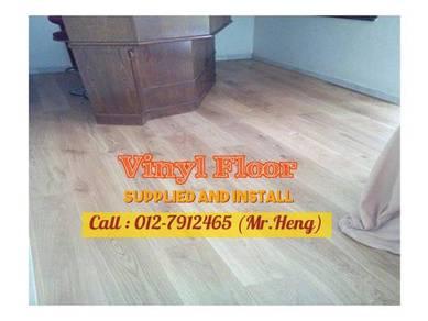 Install Vinyl Floor for Your Kitchen Floor 80CT