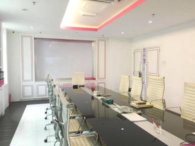[KLCC VIEW] Freehold Fully Furnished Corporate Office KL City Centre