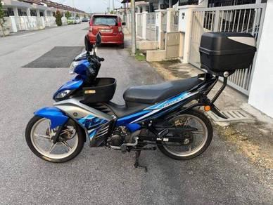 2018 Yamaha 135LC