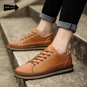 Casual Worker Low Top Leathers Business Shoes