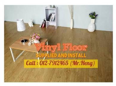 PVC Vinyl Floor In Excellent Install ÑQ82