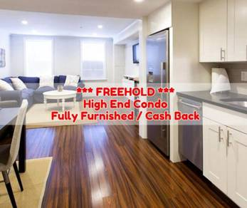 [Dual Key] KL High End Condo, Setapak [Fully Furnished]