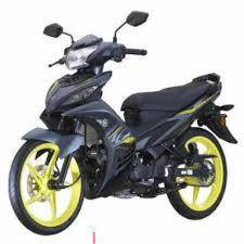 Yamaha 135lc v6 - ready stock
