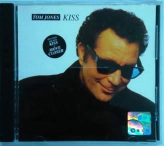 CD TOM JONES Kiss