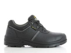 Shoes Safety Jogger BestRun2 Black ST PU Low