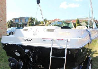 2008 Sea Ray 175 bowrider Sport
