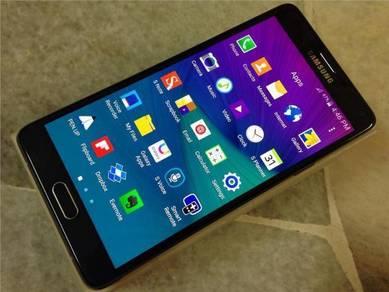 Samsung Note 4 Black 32GB