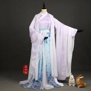 Kimono cosplay costume dress medieval RBC0024