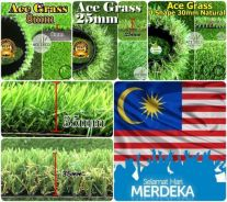 BIG SALE Artificial Grass / Rumput Tiruan Carpet03
