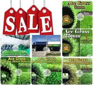 Premium Artificial Grass / Rumput Tiruan 01