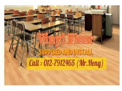 Expert PVC Vinyl floor with installation CV86