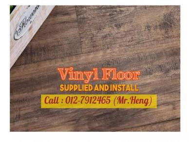 Quality PVC Vinyl Floor - With Install US44