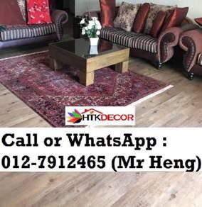 Vinyl Floor for Your SemiD House BQ41