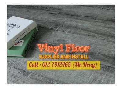 Wood Look PVC 3MM Vinyl Floor IK72