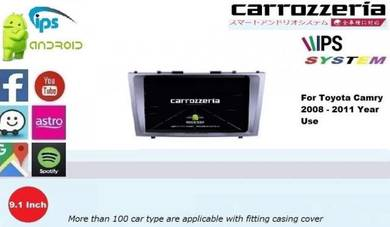 Toyota Camry IPS Android Player Astro Carrozzeria