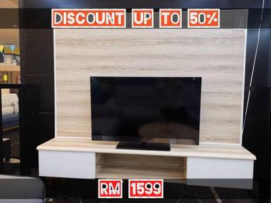 Wall Tv Cabinet WITH Lighting