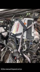Honda Accord CL9 K24 RBB 6Speed Manual Engine Set