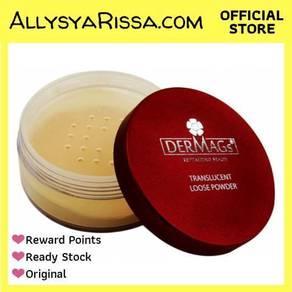 Translucent Loose Powder DERMAGs Skincare