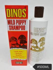 Dinos Mild Puppy Dog Shampoo Syampu Anjing 500ml