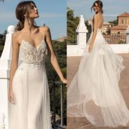 White wedding bridal dress gown RB1650