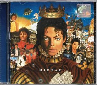 Michael Jackson - Michael CD Best Compilation