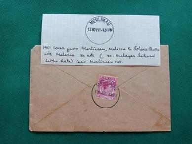Cover MERLIMAU 1951 B407