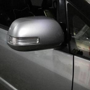 Repair Toyota Alphard anh10 autofold side mirror