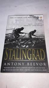 STALINGRAD - ANTONY BEEVOR BOOK WW2 War