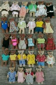 McDonald's Teddy Bear 1999 Full Set