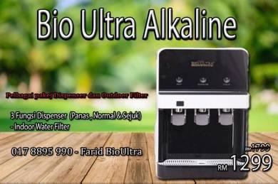 Penapis Air / Water Filter Dispenser JIMAT n HALAL