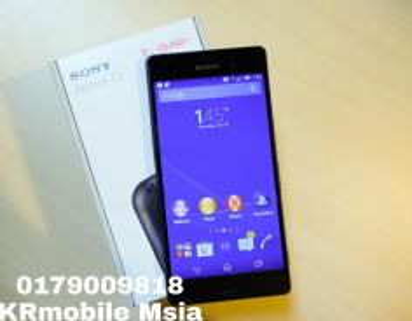 Sony z3 -3gbram- terbaik -32gb-