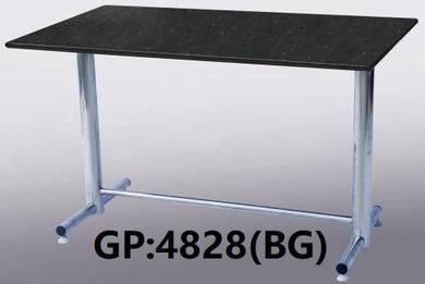 Restaurant Cafe Mamak Table / Tables Model I BLACK