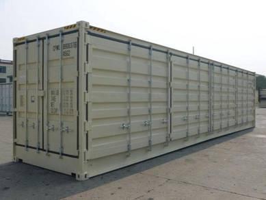 Dry Storage 40ft Portable Storage