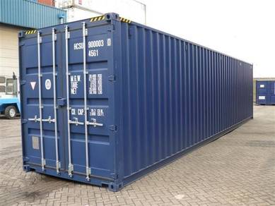 Storage 40FT CONTAINER With Inner Locks