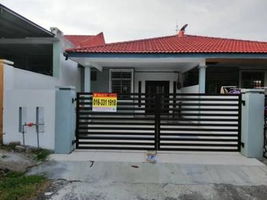Tmn Intan Duyung Renovated Single Storey Terrace