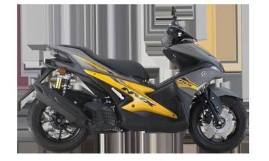 Yamaha NVX 155 / SCOOTER / NVX155 / MOTOR MURAH
