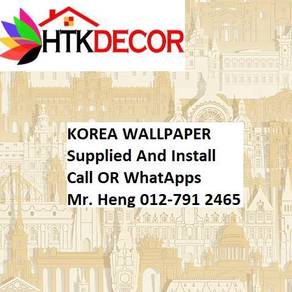 Korea Wall Paper for Your Sweet Home 93DC
