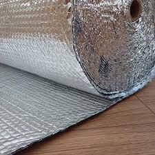 Roofing heat insulation Malaysia thermal aluminium