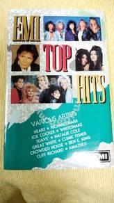 EMI top hits (kaset)