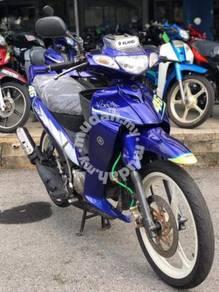 Yamaha y125zr y125 zr y 125zr 125 rr krr y15 rxz