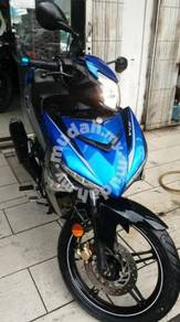 Yamaha y15zr / rs 150 / motor wanted