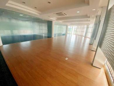 Likas Office Fully Renovated Move In Condition for Rent