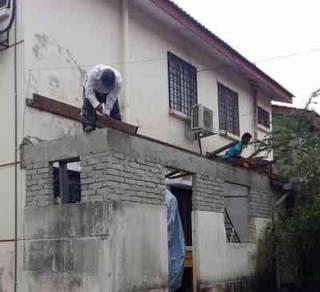 Mohd azlan tukang rumah dan repair wangsa murni
