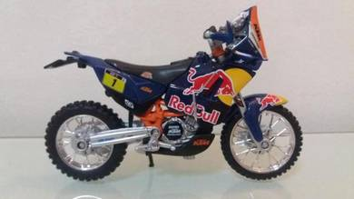 Red Bull KTM Rally
