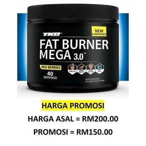 FAT BURNER MEGA 3.0 pasti kurus